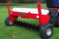 "Slitter Attachment | 48"" Towed Lawn Care System"